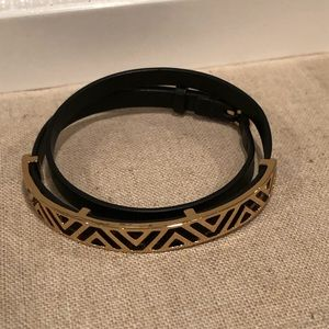 Stella &Dot Ally Double Wrap Bracelet
